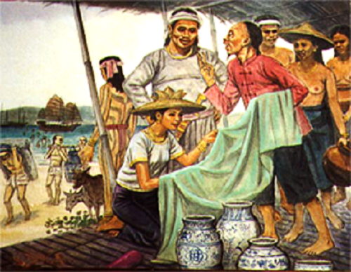 economy of philippines during pre spanish period Political aspect during spanish colonization (summary from history  of the filipino people by teodoro agoncillo) introduction problemsof spain.