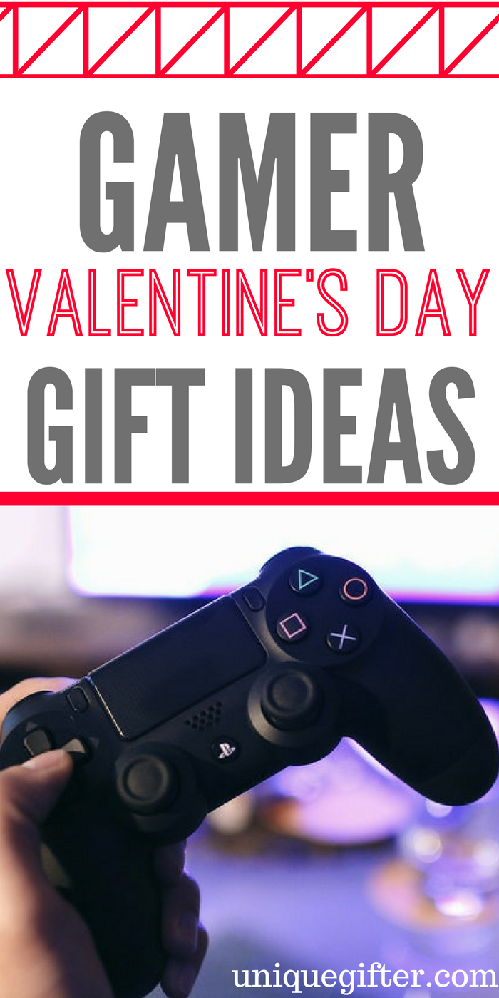 Gamer Valentines Gift Ideas Because You Love Them in 2020 ...