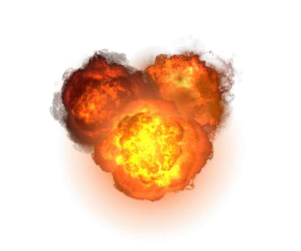 A Collection Of 15 Realistic Explosions Fx Exported Into Png Animations Incredibly Affordable Explosion Gif Streaming Movies Online