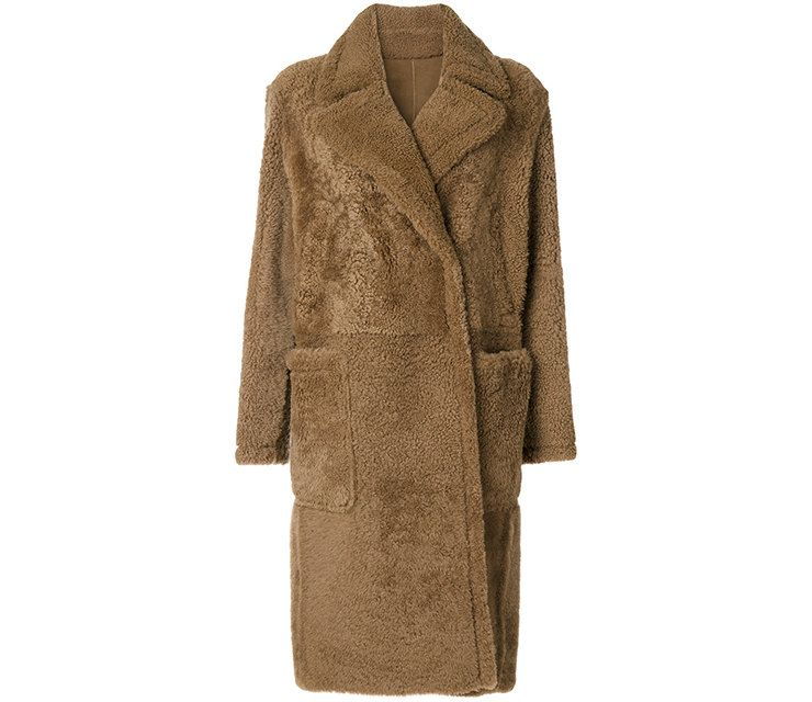 Шуба-чебурашка  9 вариантов классики ugly fur от Max Mara до Topshop ... 34c3071847fbf