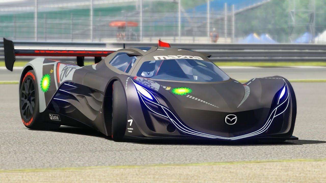Mazda Furai Top Gear Testing In 2020 Racing Mazda Racing Simulator