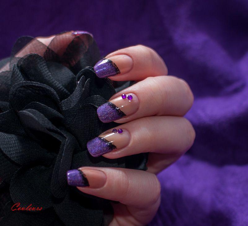 China Glaze Virtual Violet
