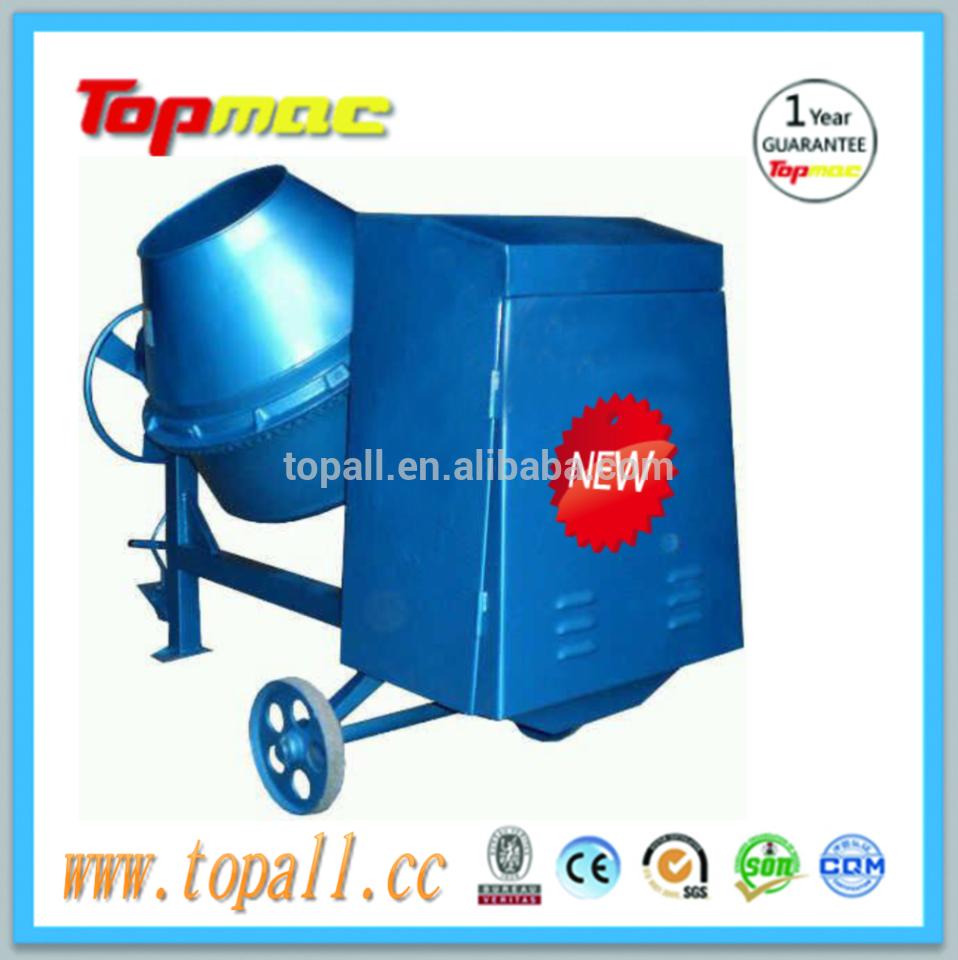 Customize Export Philippines Diesel Engine Concrete Mixermini