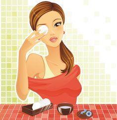 comment nettoyer son visage naturellement comment nettoyer nettoyant et visages. Black Bedroom Furniture Sets. Home Design Ideas