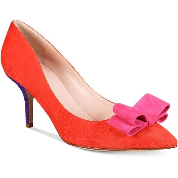 Kate Spade New York Colorblock Pointed-Toe Pumps Manchester for sale original for sale cheap low price fee shipping sale marketable SXDgBO
