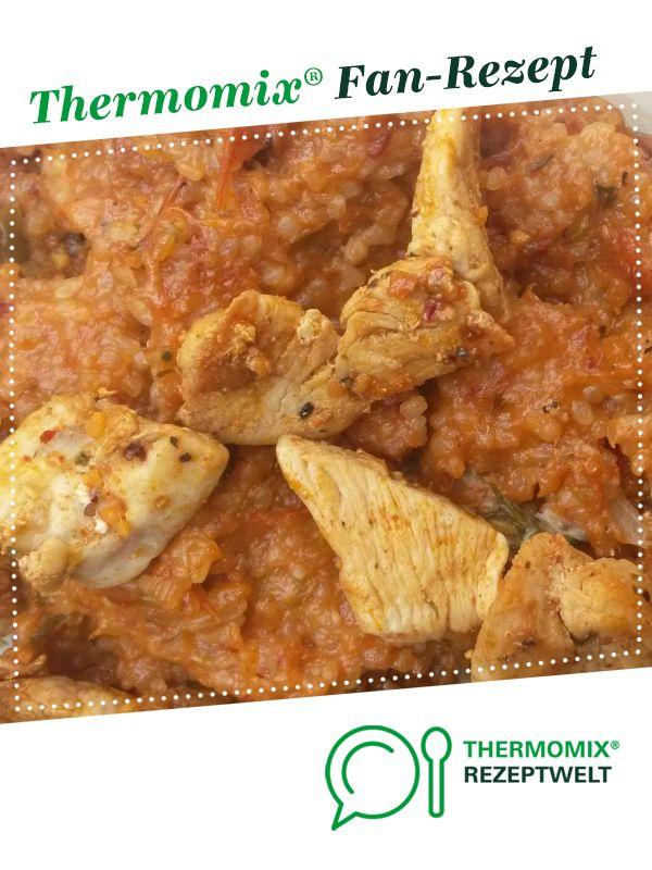 Jambalaya Reisgericht Nach Louisiana Art Rezept Rezepte Einfache Gerichte Und Reisgerichte