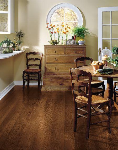 Oak   Saddle Bruce Flooring