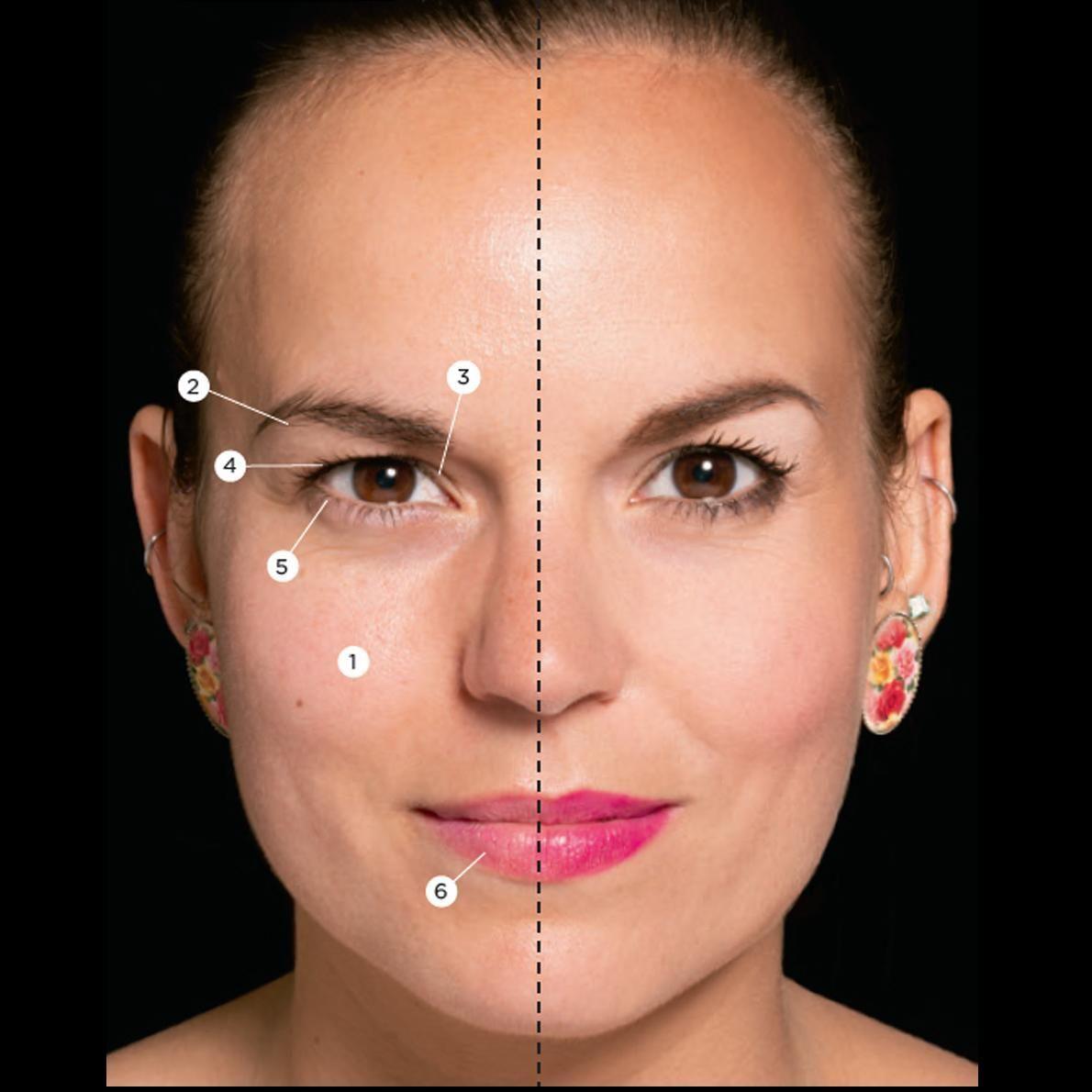 6 trucs maquillage pour agrandir son regard yeux. Black Bedroom Furniture Sets. Home Design Ideas