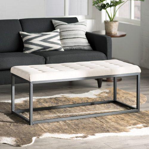 Ardina Wood Storage Bench Upholstered Bench Furniture Bench Furniture