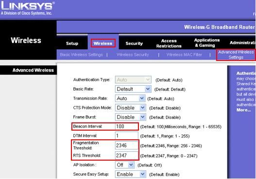 92 168 1 1 Linksys setup is the default IP address that is