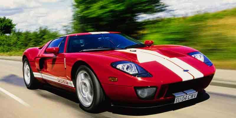John Cena Is An Auto Geek Check Out His  Ford Gt Johncena