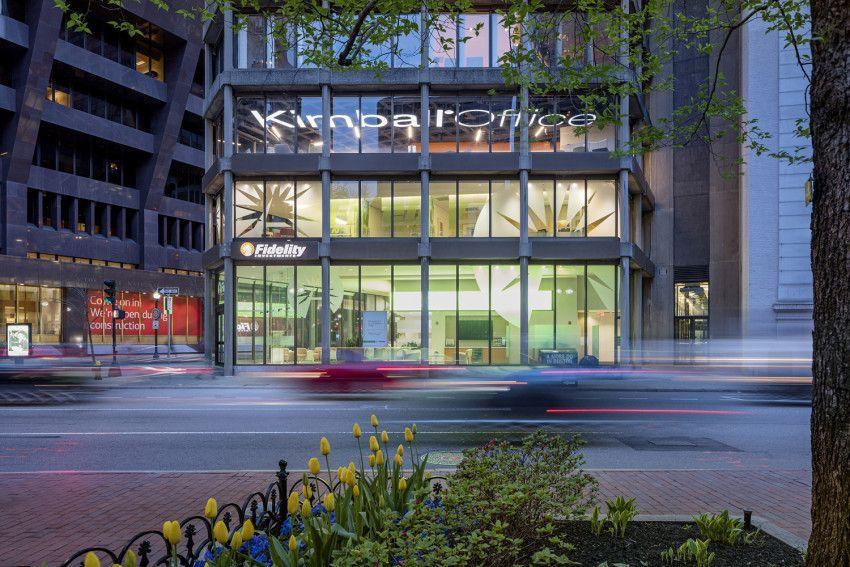 Kimball Office Showroom   Architect Magazine   EMBARC Studio, Boston, MA,  USA,