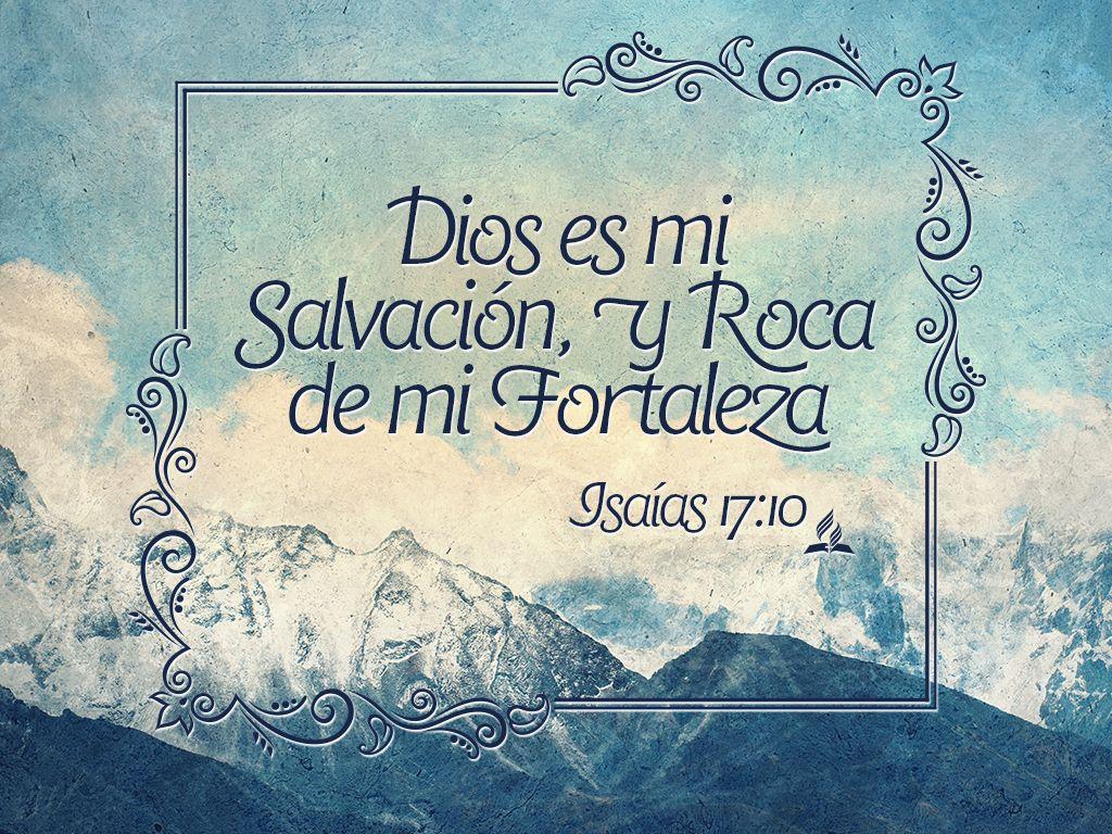 Salmos 18:2 Jehová, roca mía y castillo mío, y mi libertador; Dios ...