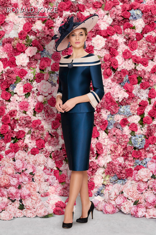Ronald Joyce Dresses | Dressini | Chic | Pinterest | Tocados flores ...