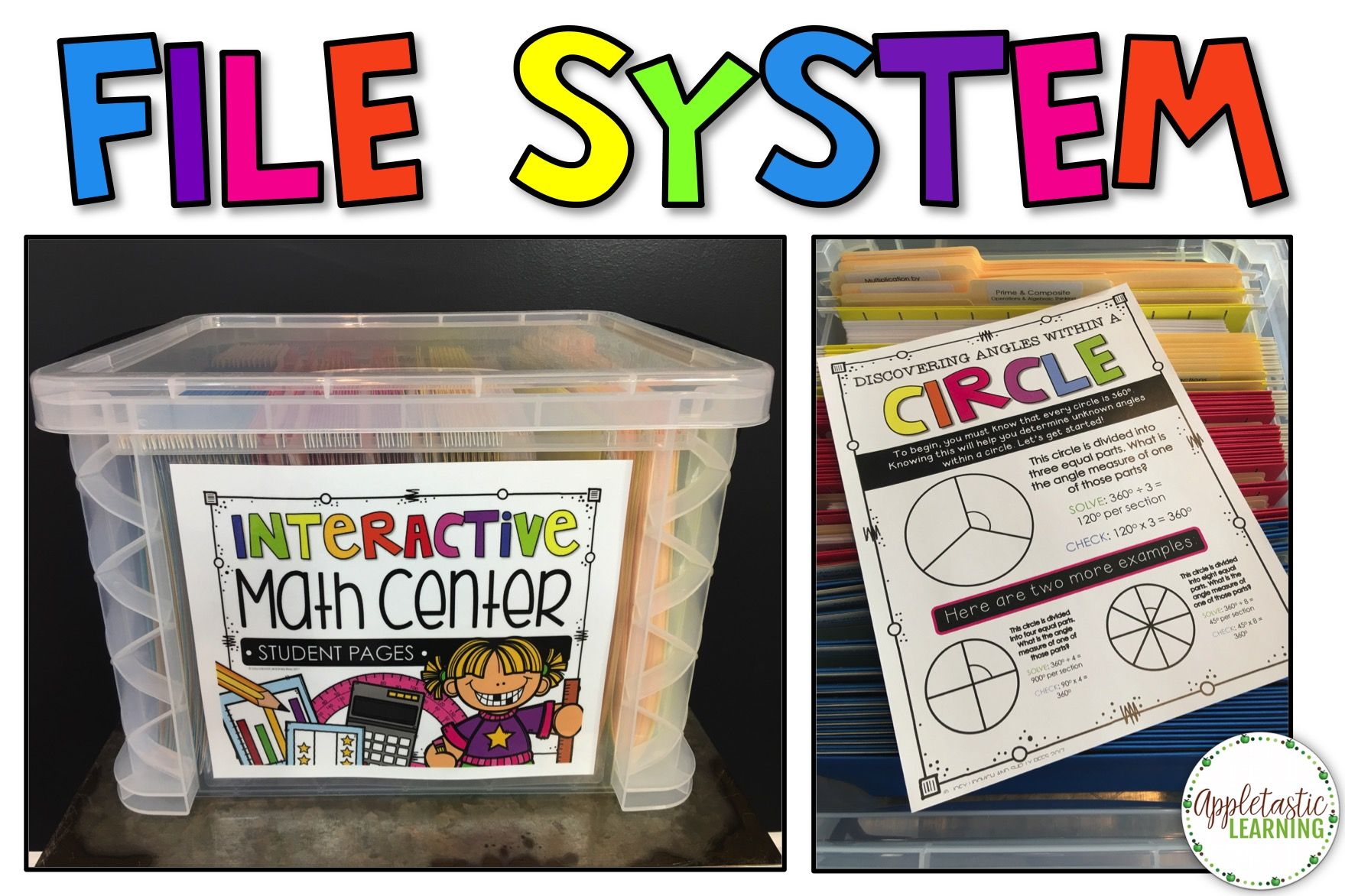 Creating Engaging Student Led Math Centers