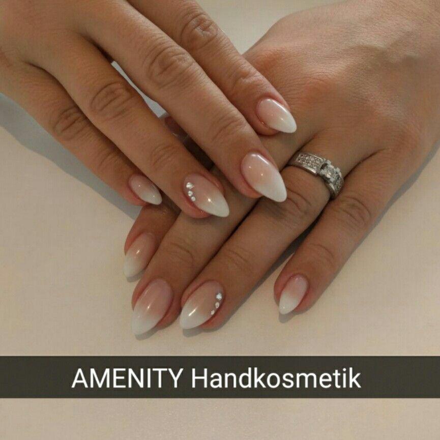 #Babyboomer #Brautnägel #wedding #Hochzeit #fadedfrench #nails