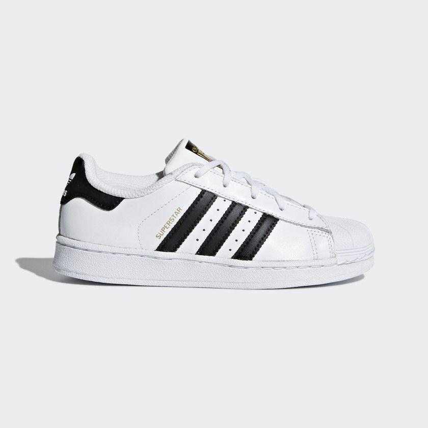 online retailer 9f17d 681a3 Superstar Foundation Shoes Cloud White   Core Black   Cloud White BA8378