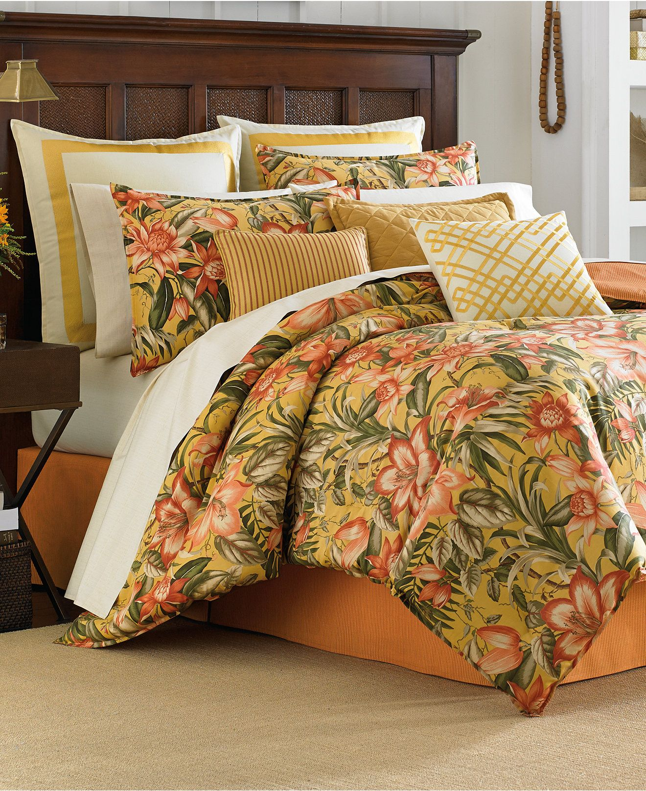Tommy Bahama Ocean Club Paradise Point Low Profile Bed