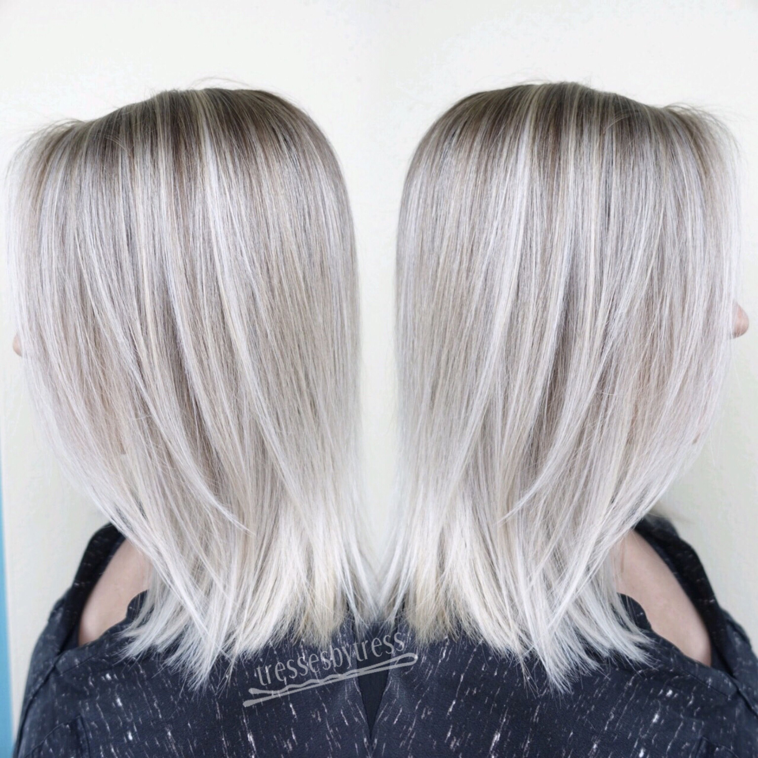 Image result for platinum blonde lob | the HAIR i WANT | Pinterest ...