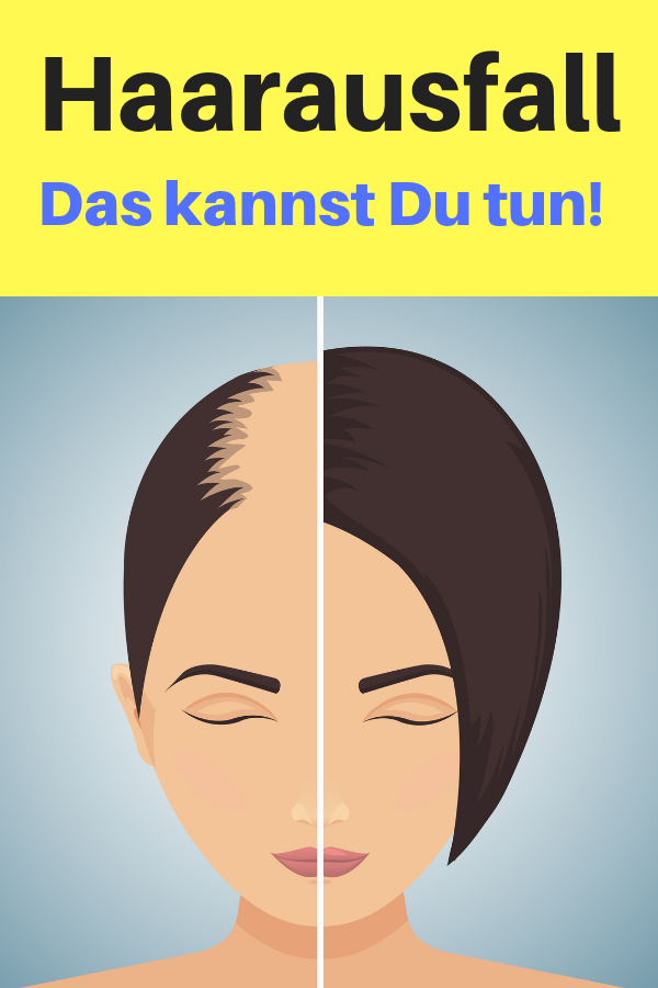hausmittel gegen haarausfall frau