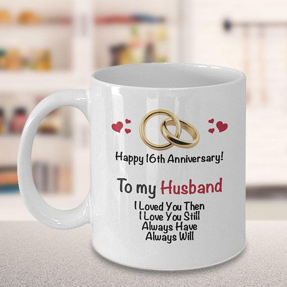 16th Anniversary Gift Ideas For Husband 16th Wedding Anniversary Anniversary Anniversa 11th Anniversary Gifts 11th Wedding Anniversary Gift Anniversary Gifts