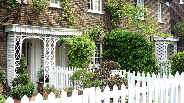 Trellis Porches Sudbrook Cottages By Curry15 Via Flickr