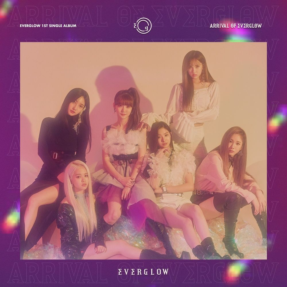 EVERGLOW - ARRIVAL OF EVERGLOW #Igeokpop #ilKpop #Matikiri