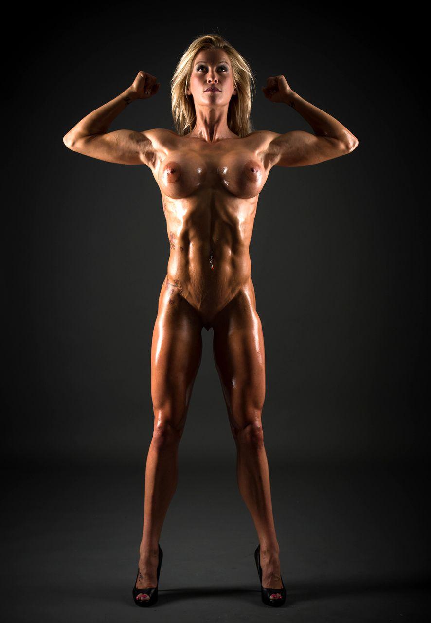 Erotic fitness women