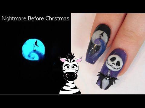 3D Jack Skellington Nightmare Before Christmas Acrylic ...