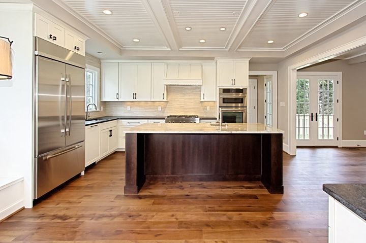 Harvest Hickory Flooring Mountain Lumber For The Home