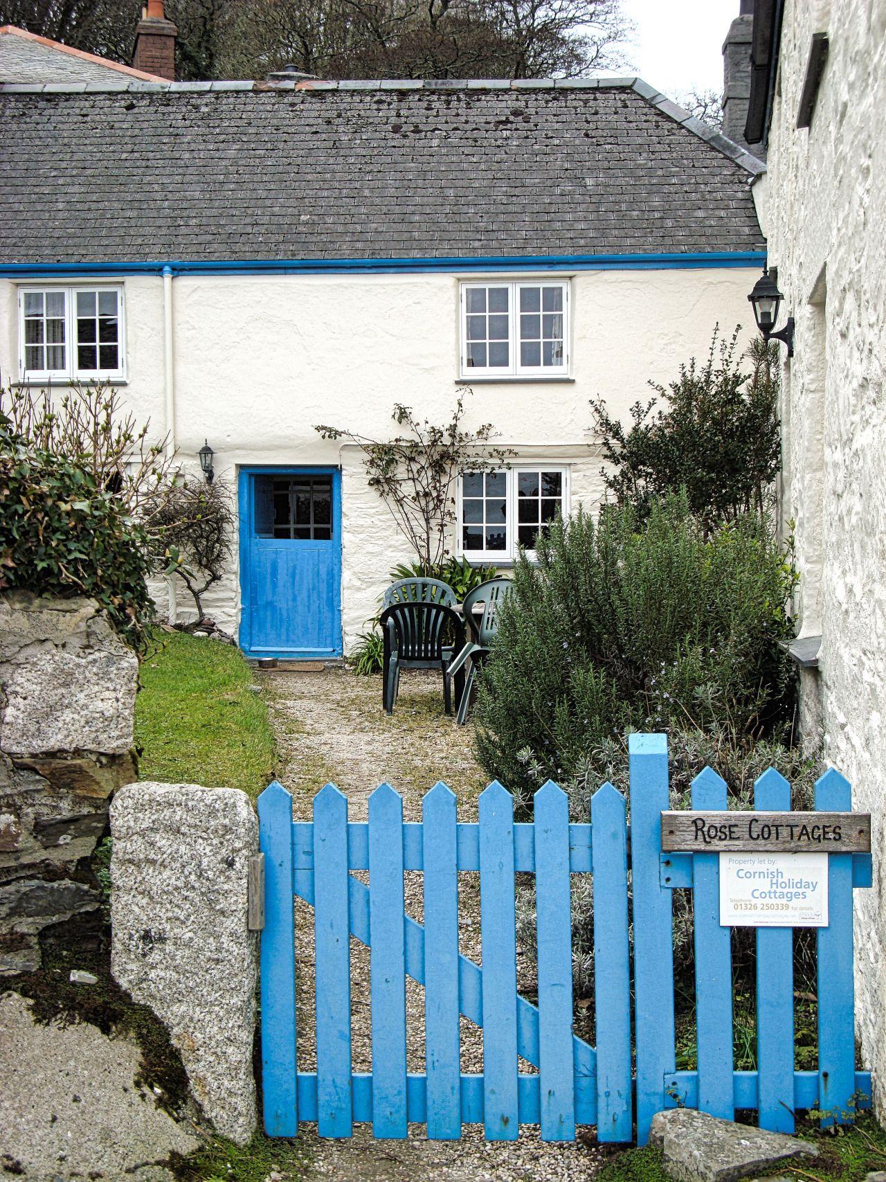 Strange Rose Cottage For Rent From The National Trust Durgan Interior Design Ideas Pimpapslepicentreinfo