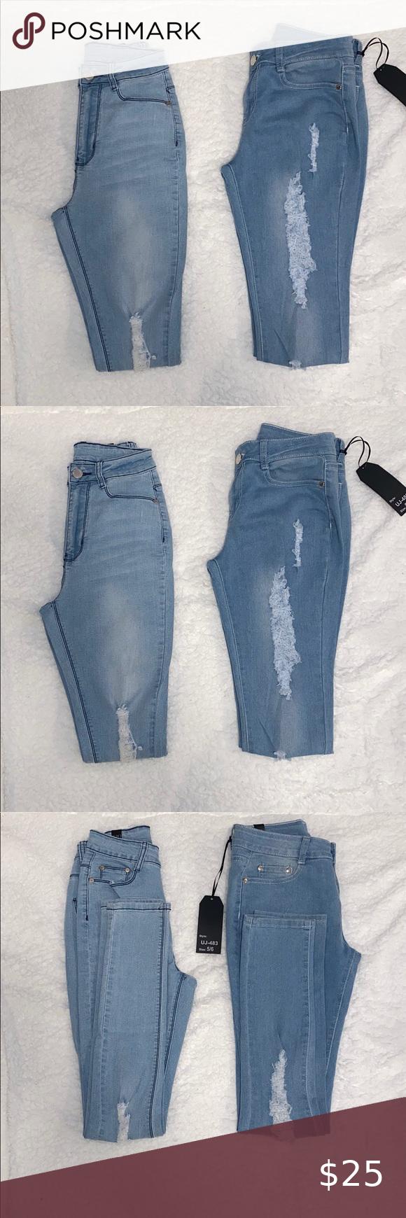 Two Fashion Nova Jeans