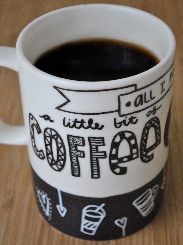 Create-Your-Own Coffee Mug | Mugs, Starbucks mugs, Coffee mugs