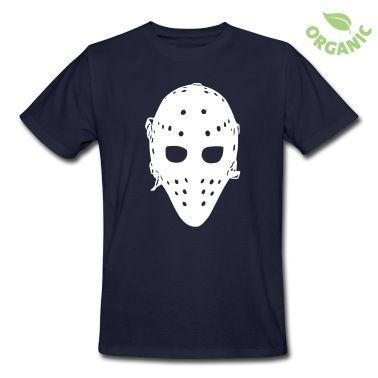 Vintage Hockey Goalie Mask T-Shirt | Spreadshirt | ID: 8148691