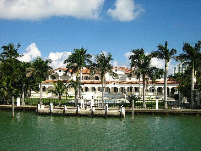 Star Island Miami 080 Miami Mansion Dream Beach Houses Island Miami