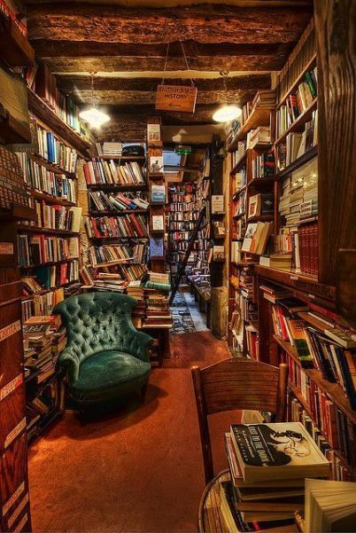 The 10 Most Aesthetic Bookshops In The World - Society19 UK