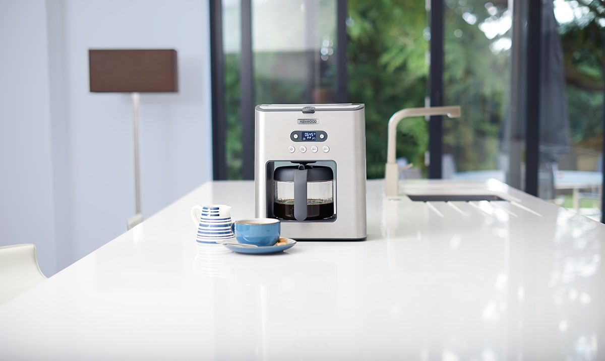 Drip coffee maker kenwood on behance with images