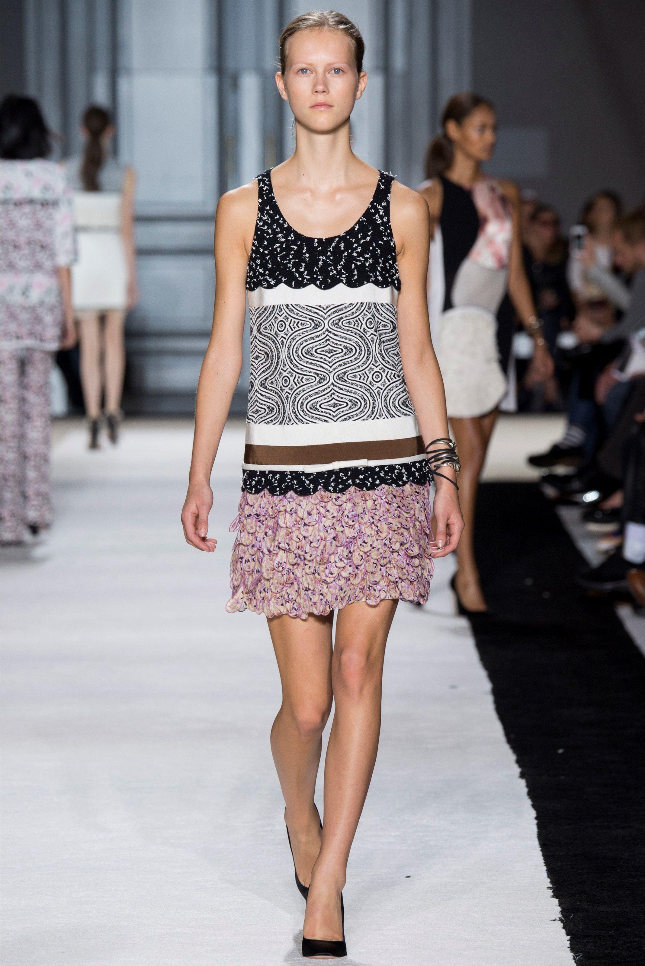 Sfilata Giambattista Valli Parigi - Collezioni Primavera Estate 2015 - Vogue