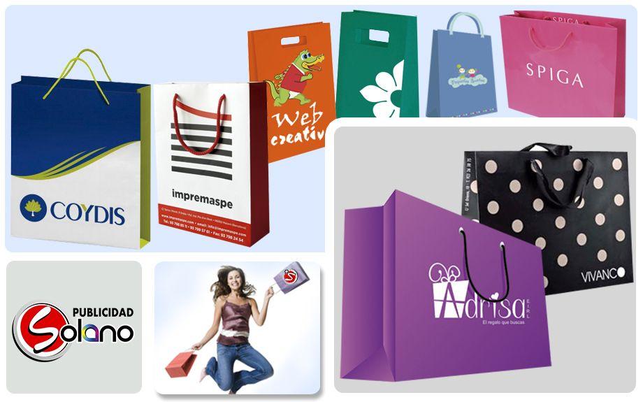 Impresion Full Color De Bolsas Corporativas Para Empresas Excelentes Acabados Con Plastificado Mate Bolsas De Papel Disenos De Unas Imprimir Sobres