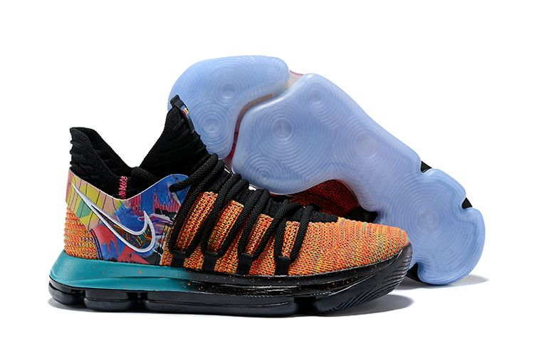 "sale retailer 2c117 7f754 2018 Nike KD 10 ""What The"" PE For Sale"