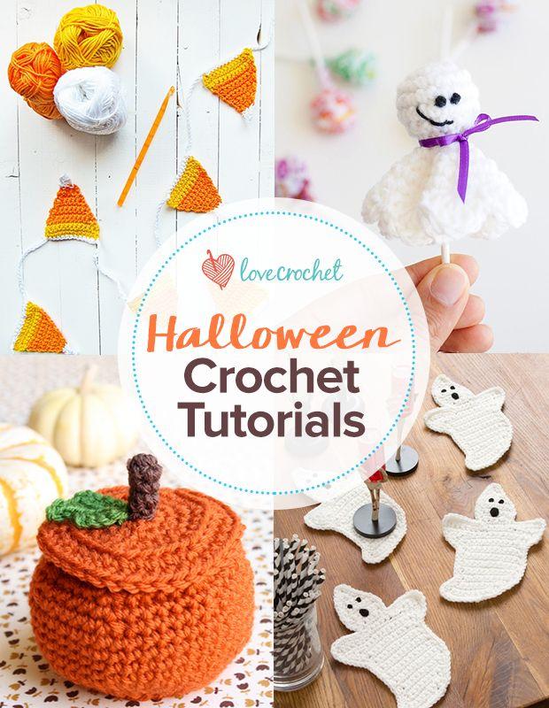 Pinteresting Projects Halloween Crochet Patterns Crochet Odds N