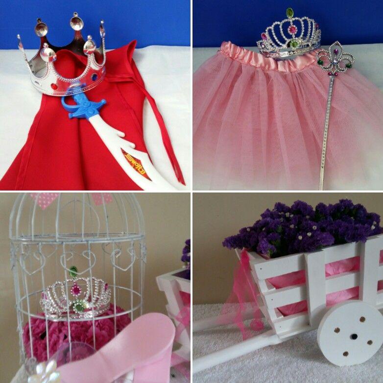 Regalos princesas y principes