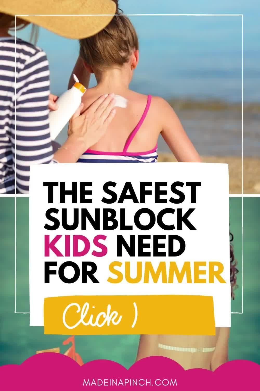 Photo of How to Find the Best Sunscreen For Kids