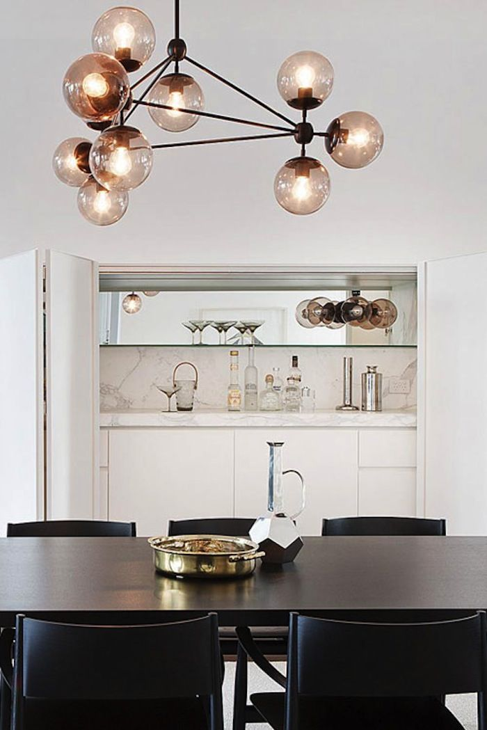 Hecker guthrie house my style pinterest lights for Guthrie dining