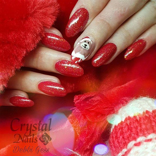 Day 341 Christmas Jumper Nail Art Pinterest Christmas Jumpers
