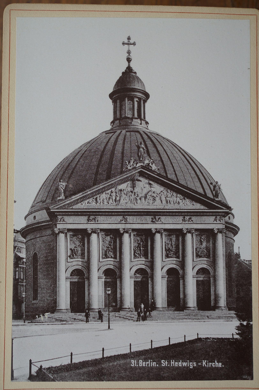 Довоенный берлин на открытках