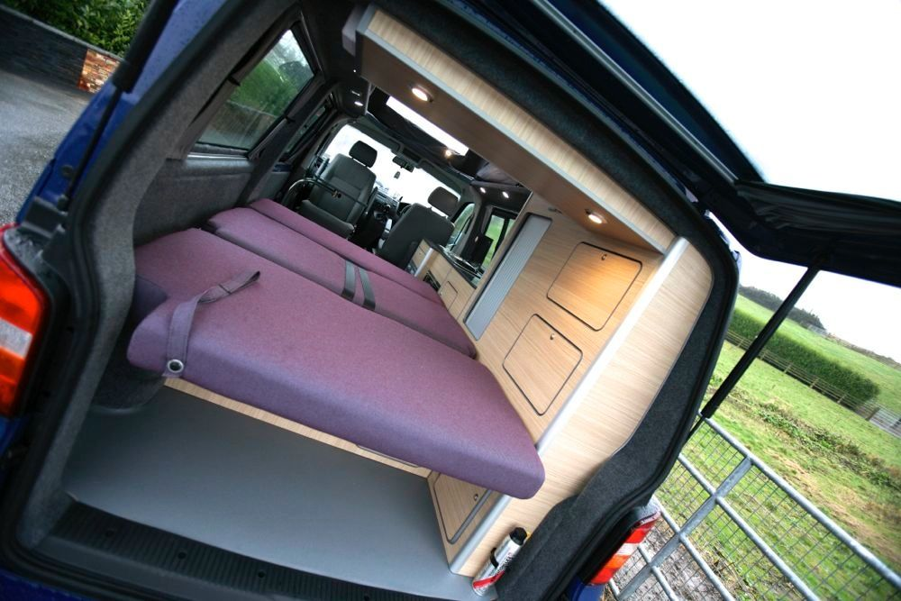 Arredamento Camper ~ Vw transporter t t camper conversion infinity intérieur