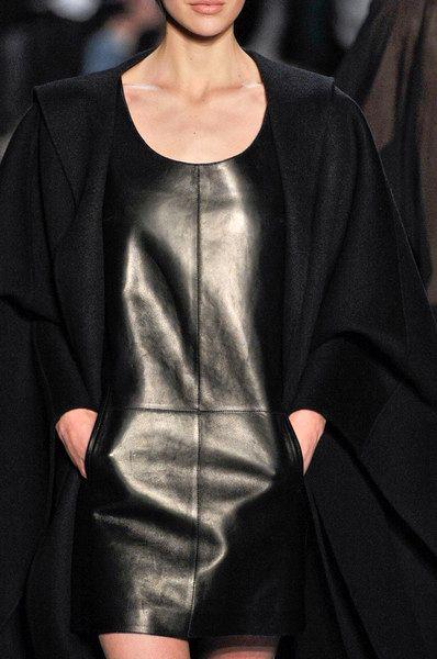styletrove:    Black minimalism by Michael Kors.