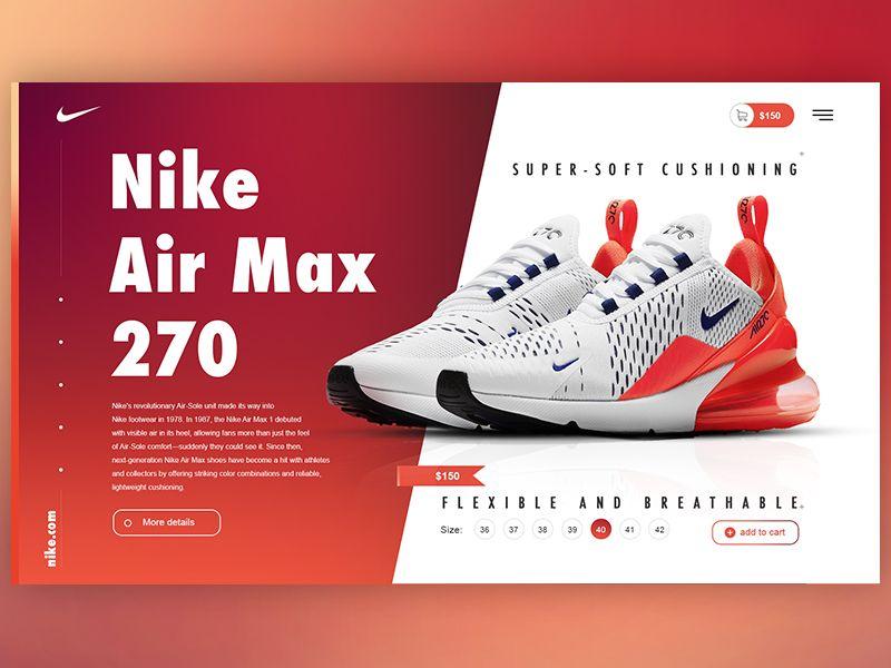 Nike Air Max 270 Product Page 1 Air Max 270 Nike Air Max Air Max