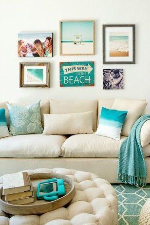 jessie james decker s beach house is decorating goals in 2019 rh pinterest com